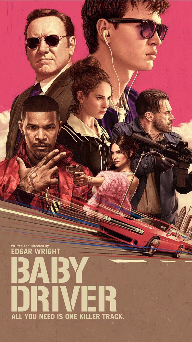 Baby Driver 2017 Wallpaper for iPhone 7   Album on Imgur 750x1334