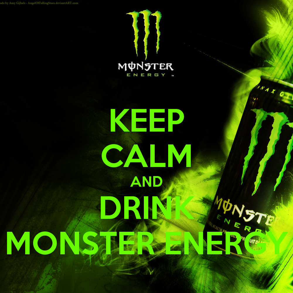 Monster Energy Drink Backgrounds 1000x1000