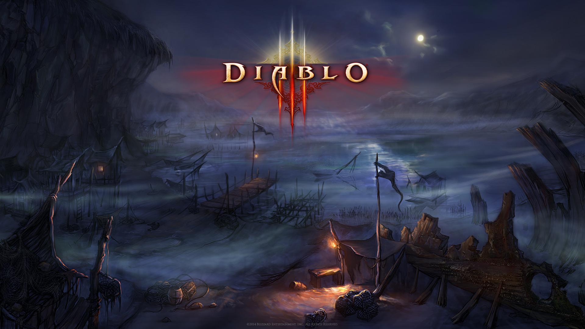Wallpapers   Media   Diablo III 1920x1080