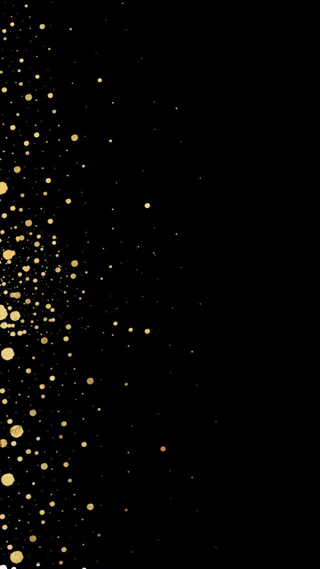 25 unique Gold and black wallpaper ideas 640x1136