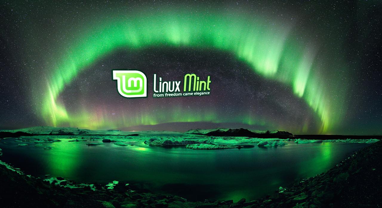 Linux Mint Linux Mint desktop background 1280x698