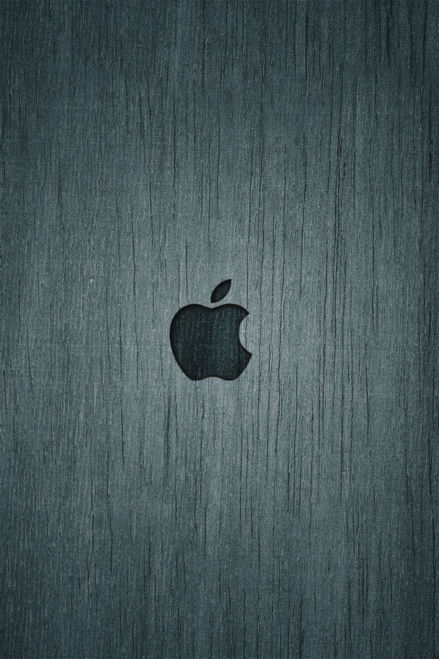 Apple Wood iPhone 4s Wallpaper Download iPhone Wallpapers iPad 640x960