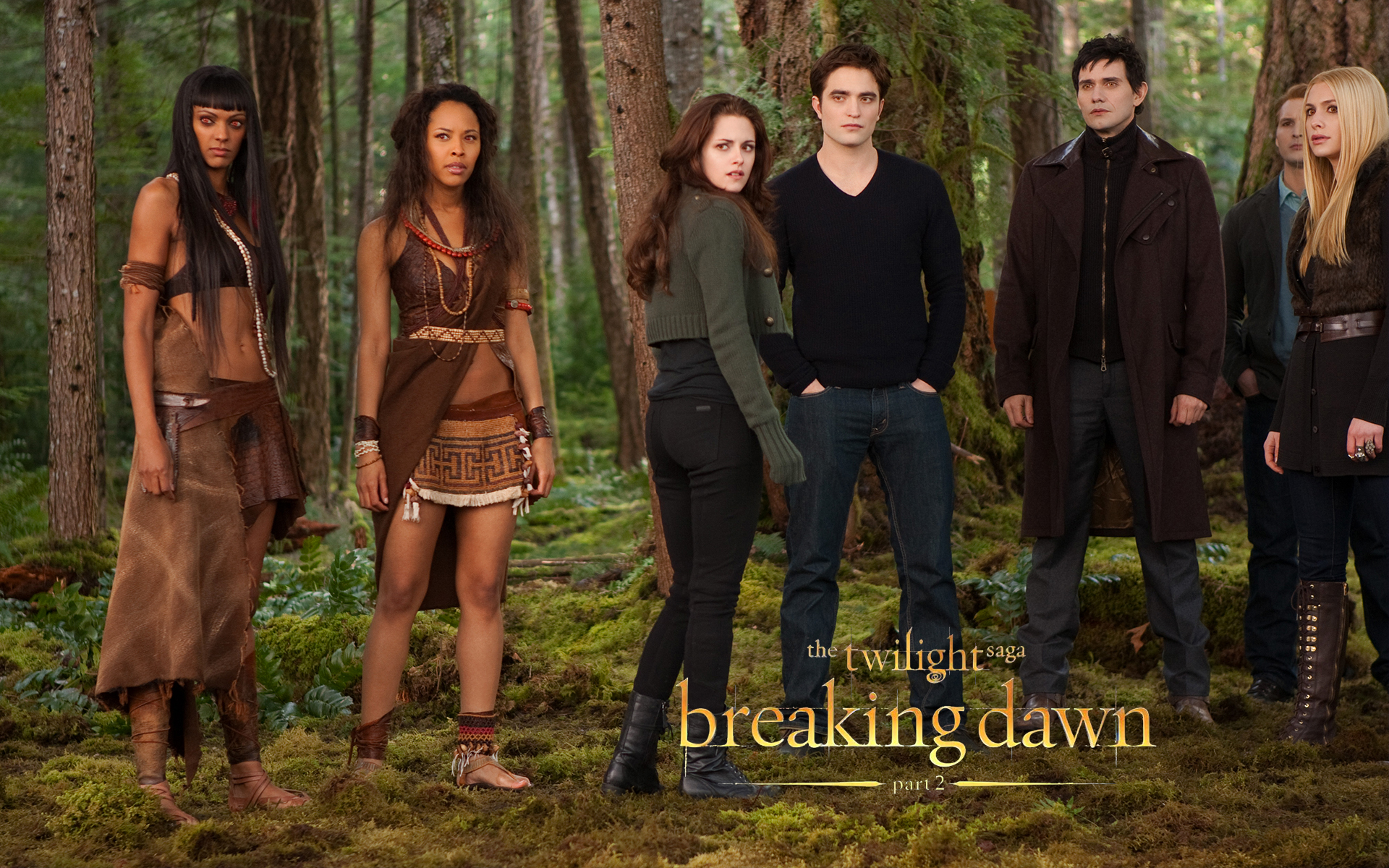 The Twilight Saga Breaking Dawn   Part 2 Wallpapers and 1920x1200
