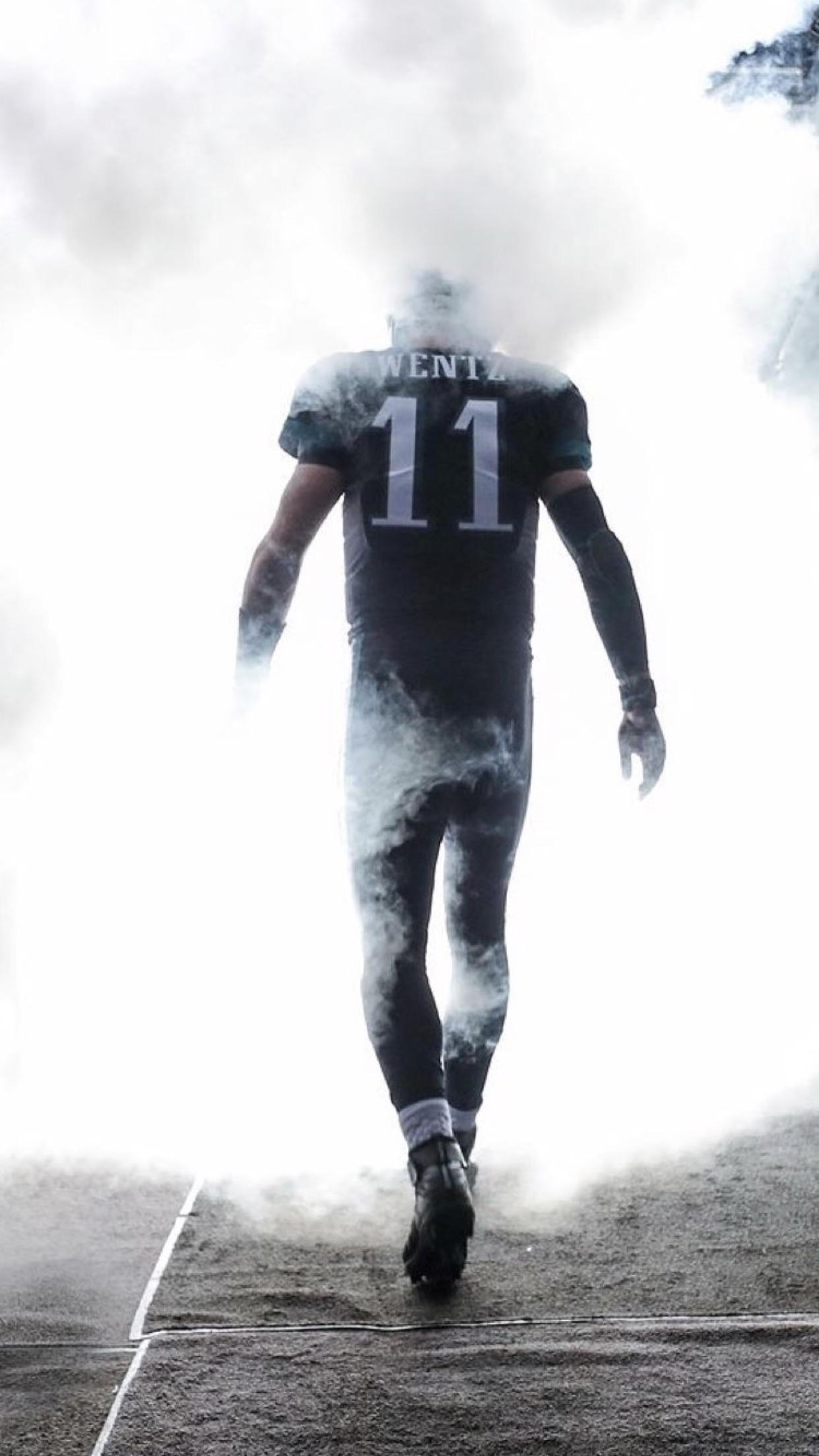 Request Does anyone have a dope Nick Foles wallpaper I need to 1242x2208