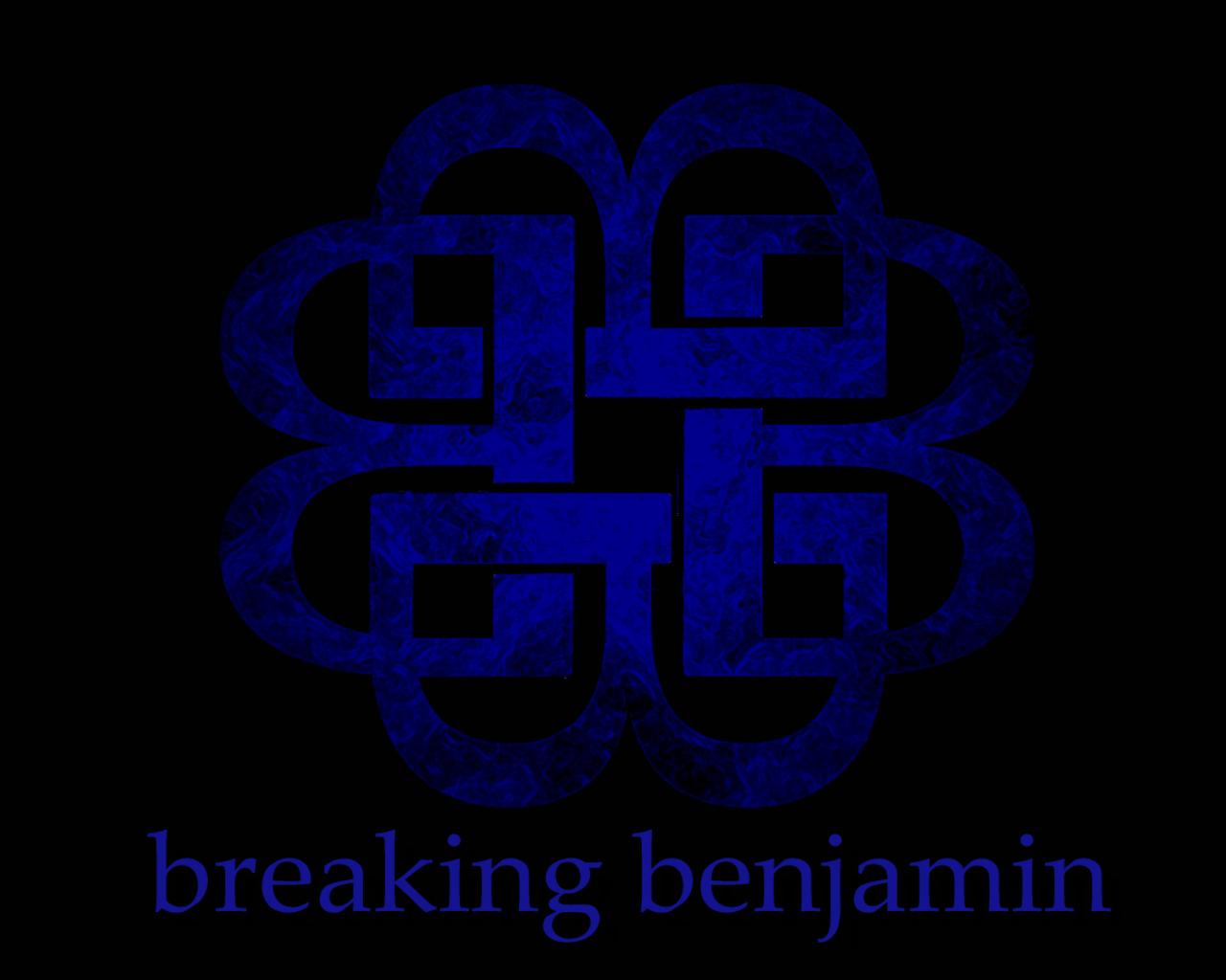 breaking benjamin logo   Breaking Benjamin Wallpaper 8013845 1280x1024