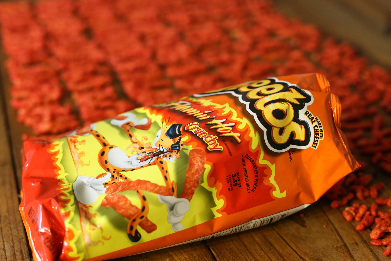 Download Cheetos Crunchy Flamin Hot Widescreen HD Wallpaper 62677 3000x2000