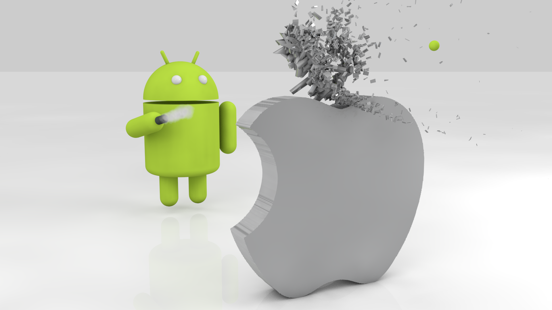 Android Apple 1920x1080