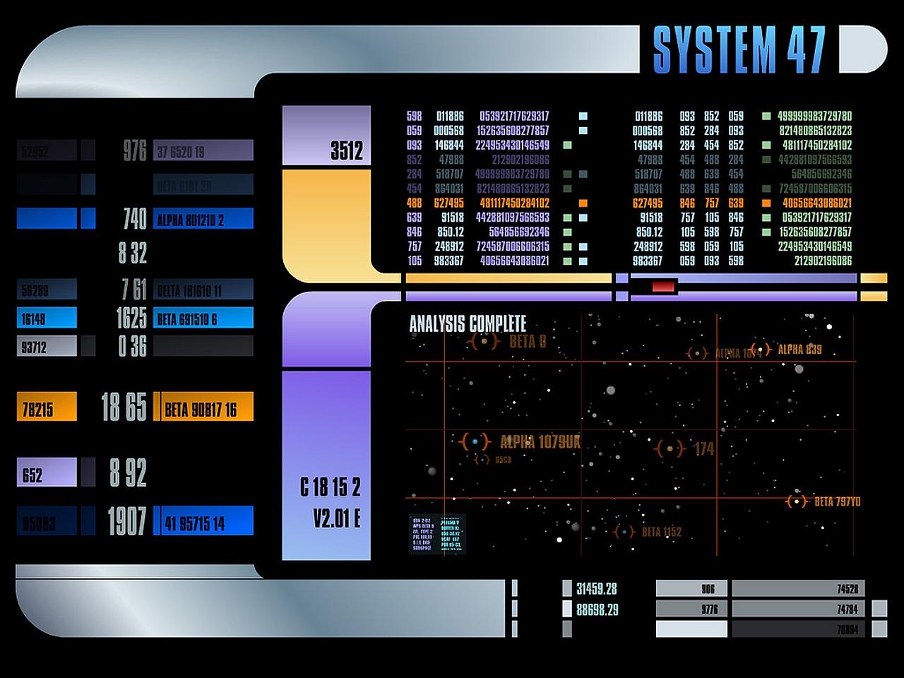 Star Trek Computer Wallpapers Desktop Backgrounds 1280x960 ID 1280x960