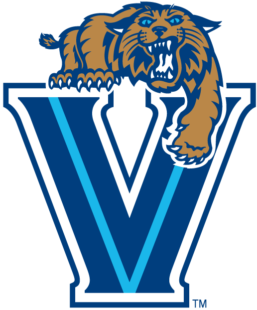 Villanova Logo Villanova wildcats 516x622