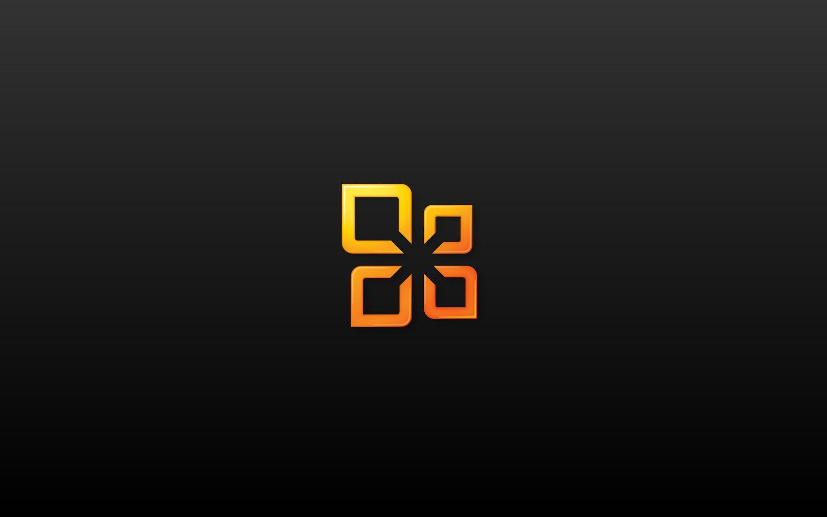 Logo Desktop Wallpapers Microsoft Office Logo Desktop Backgrounds 1680x1050
