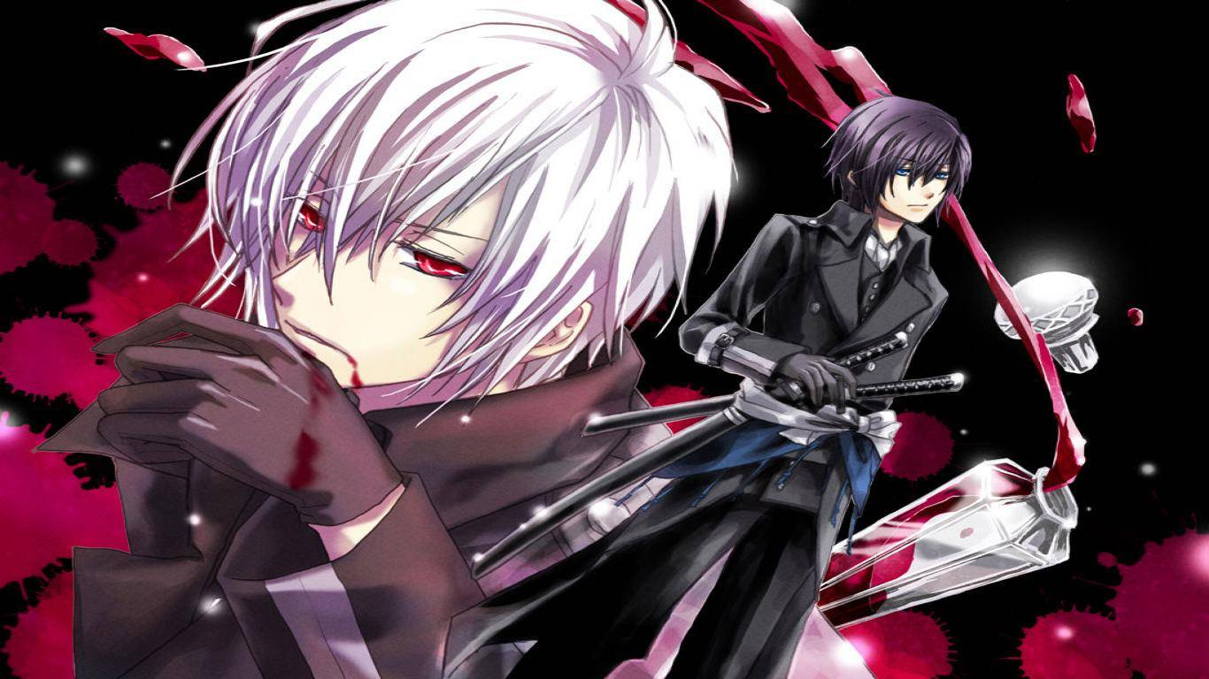 Stuffpoint Anime Anime Manga Images Wallpapers Handsome Vampires Tweet X