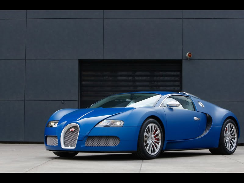 Cars Riccars Design Bugatti Veyron Blue Car Wallpapers 800x600