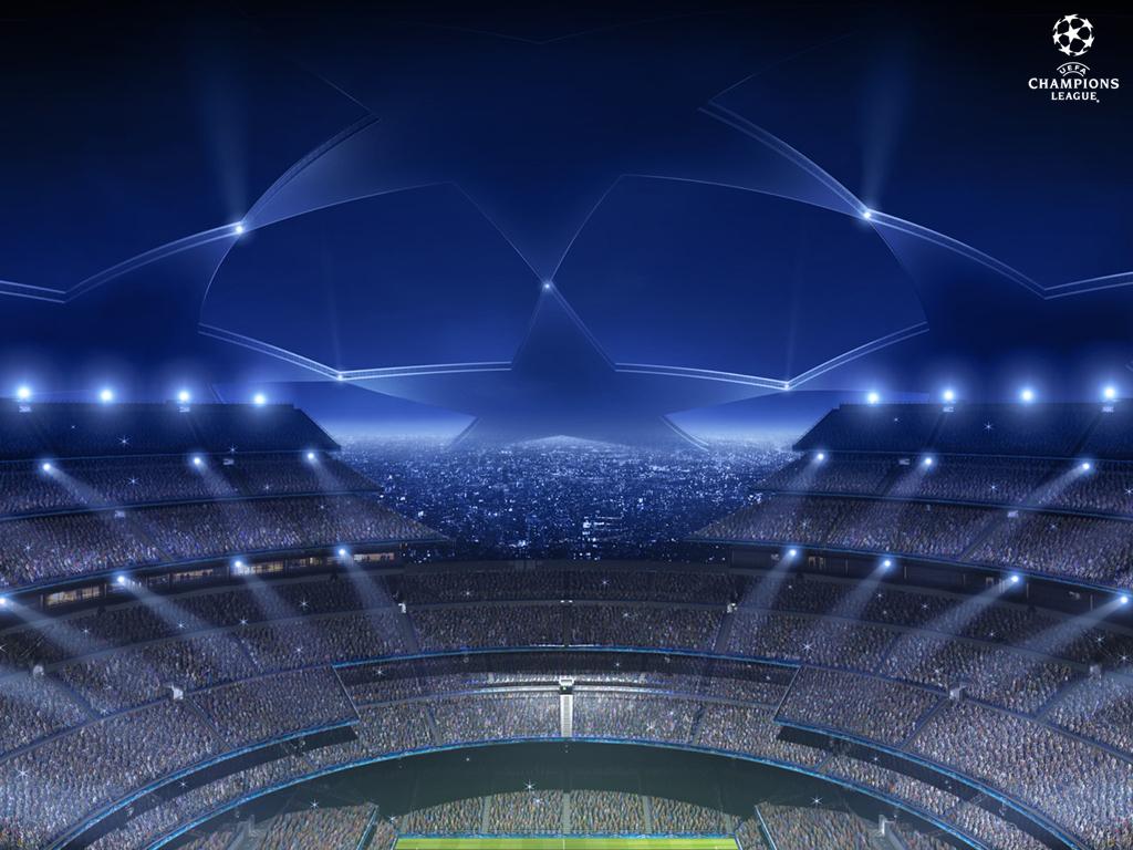 Vive El Futbol wallpapers Champions League 1024x768