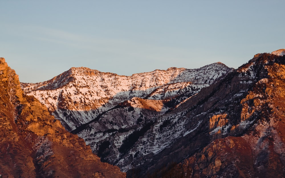 Wasatch Mountains Pictures Download Images on Unsplash 1000x625