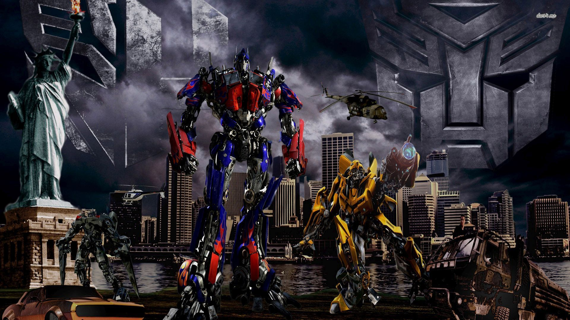Transformers 4k wallpaper wallpapersafari - Wallpapers transformers 4 ...