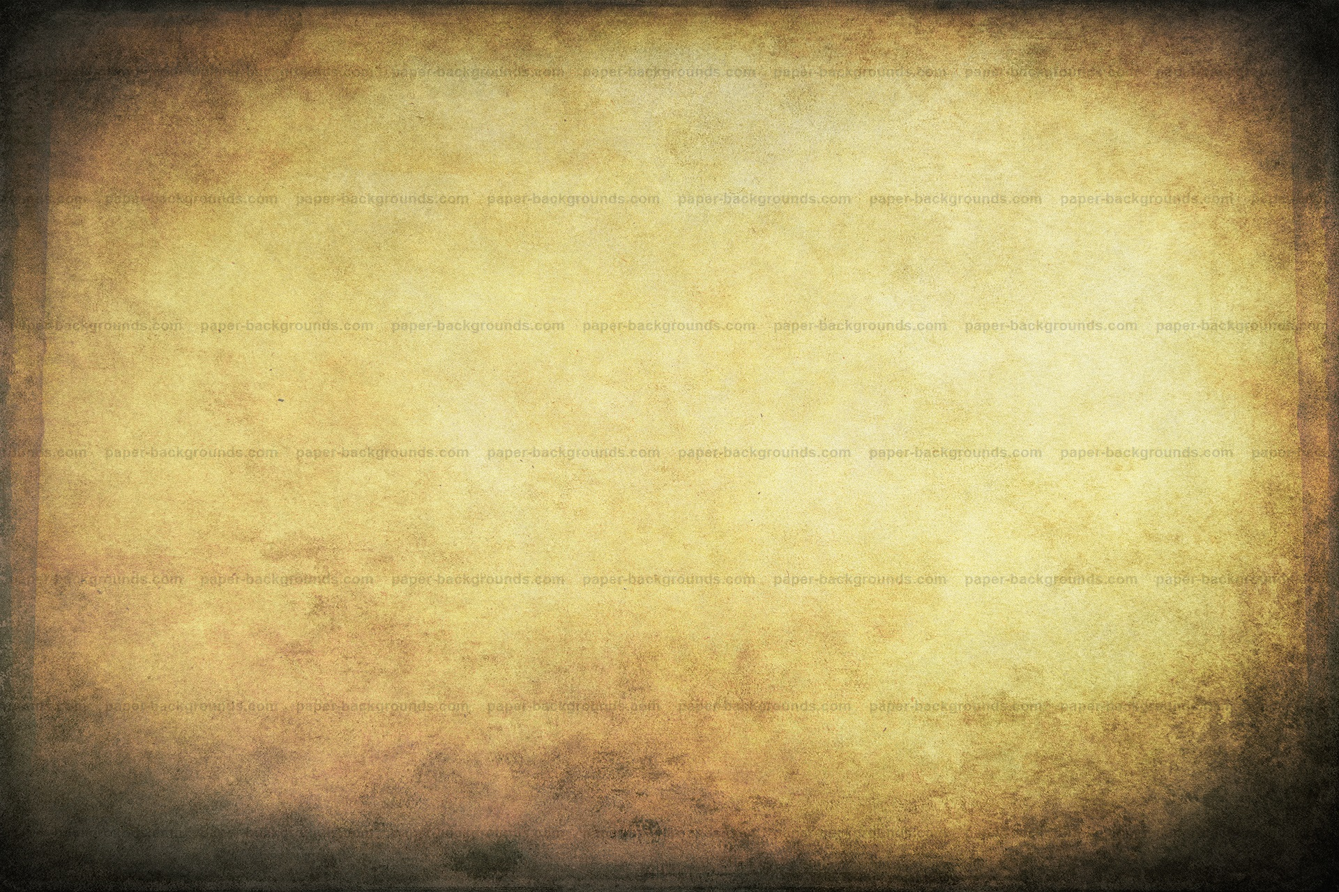Paper Backgrounds grunge yellow paper texture background hd 1920x1280