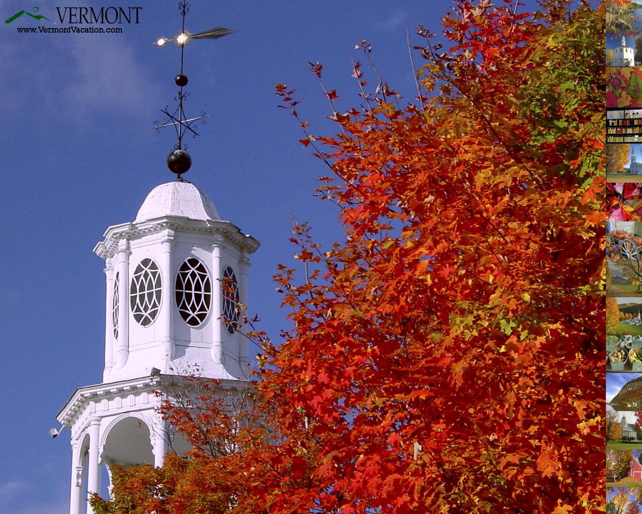 Vermont Autumn Background Wallpaper - WallpaperSafari
