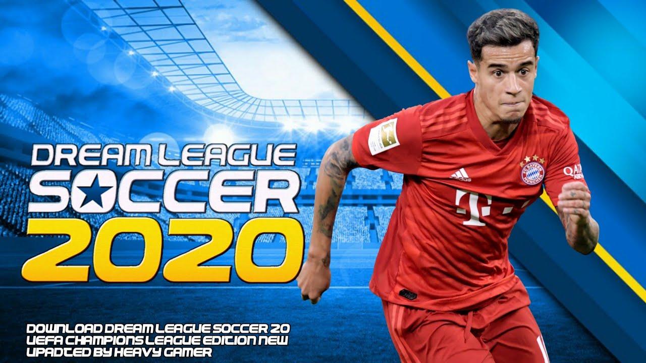 Dream League Soccer 2020 UEFA Champions League Edition DLS 20 1280x720