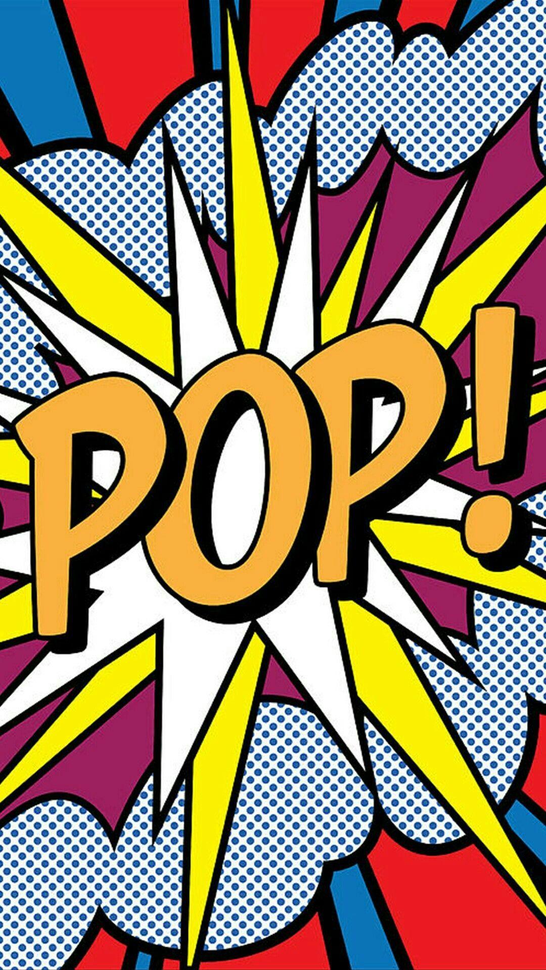 Pop Art Phone Wallpapers   Top Pop Art Phone Backgrounds 1080x1920