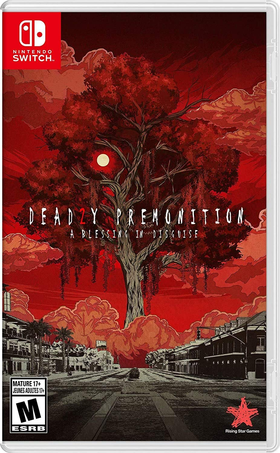 Amazoncom Deadly Premonition 2 A Blessing in Disguise   Switch 926x1500