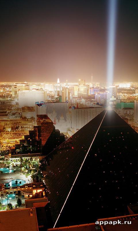 Las Vegas HD Live Wallpapers 480x800