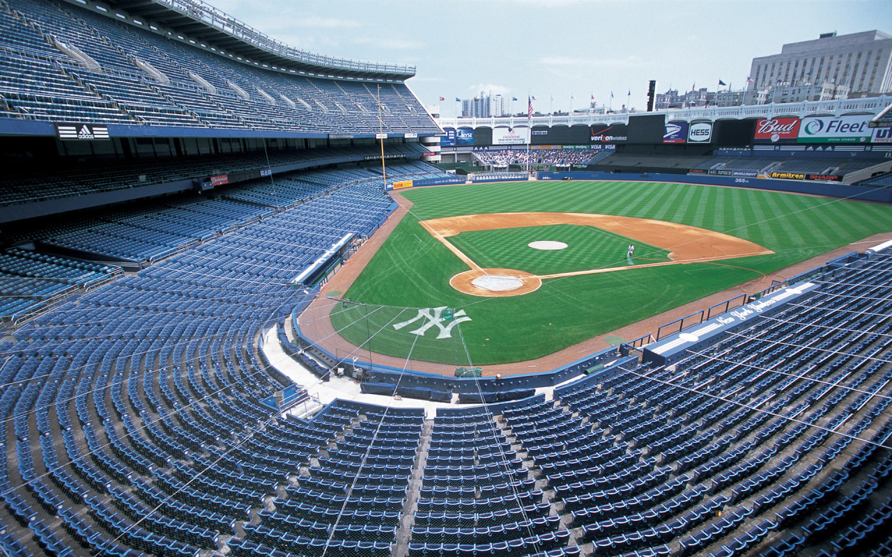 World   USA   New York   Baseball Stadium New York USA wallpaper 1280x800