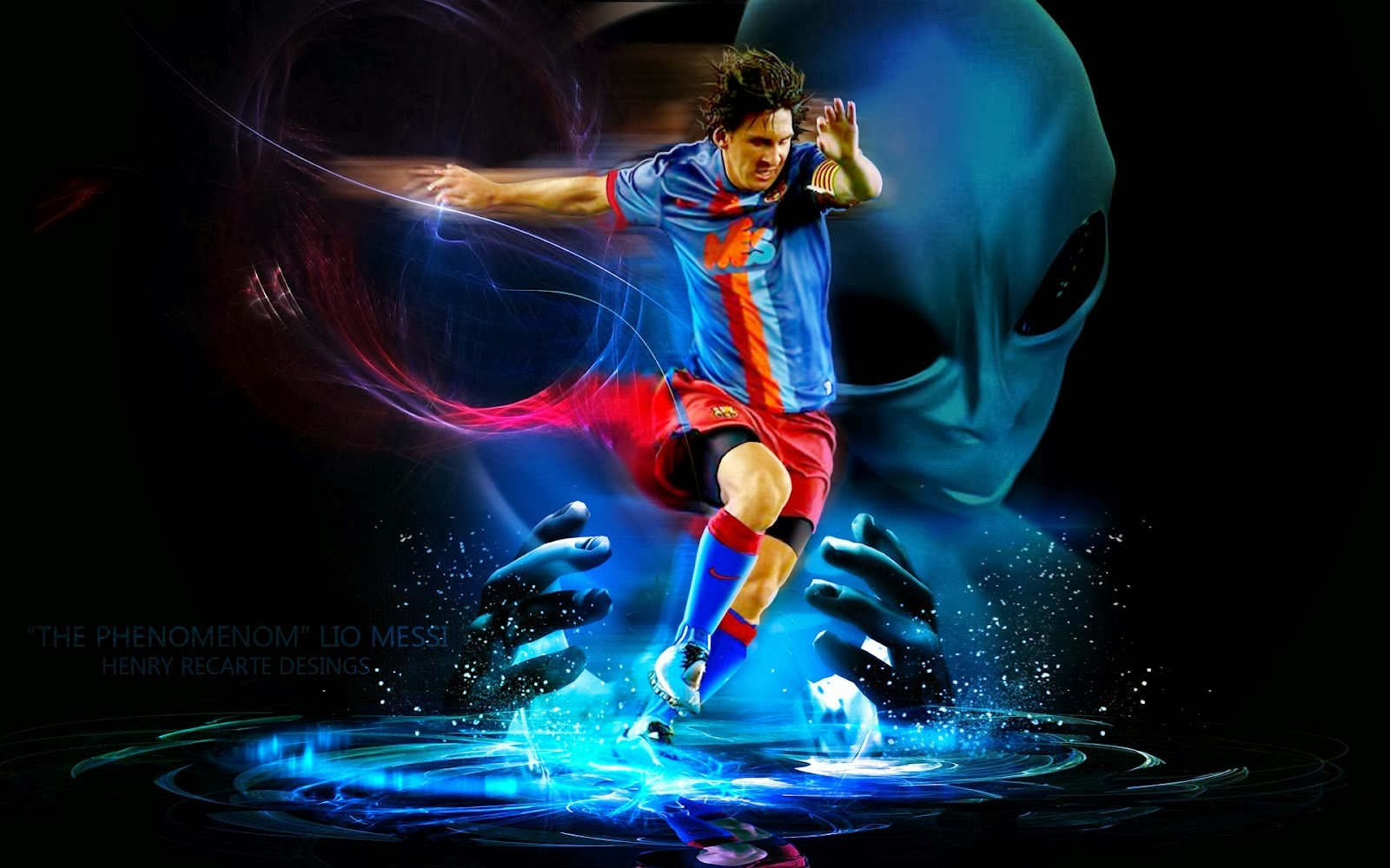 Download Lionel Messi 2014 2015 HD Wallpapers Download HD Wallpapers 1600x1000