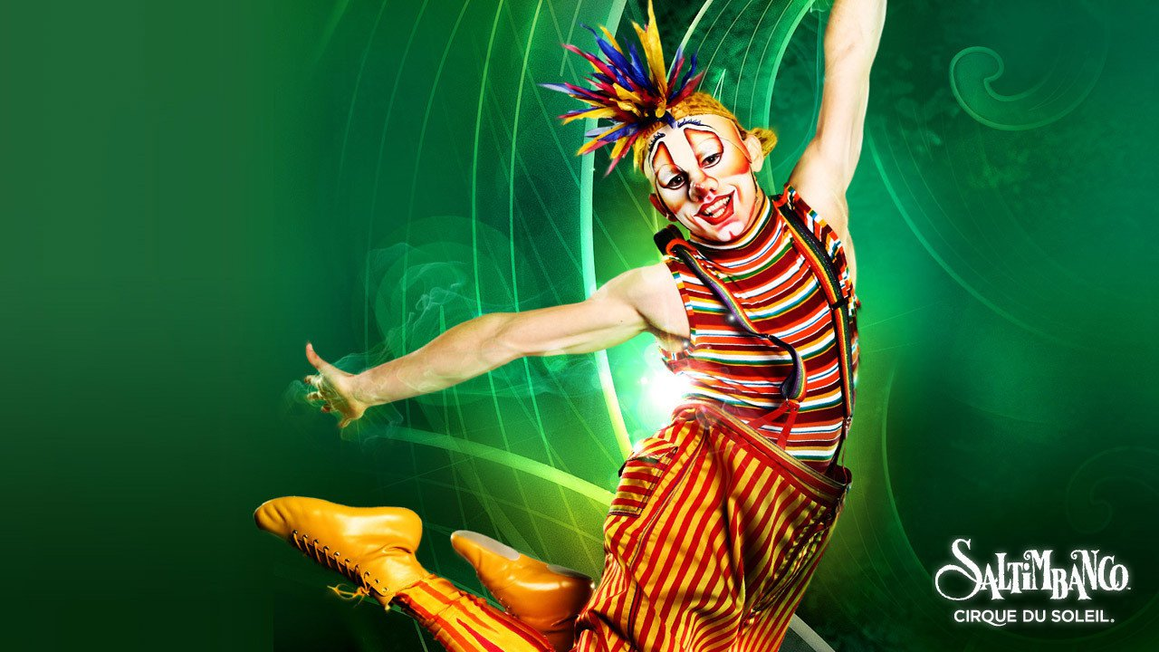 Cirque du Soleil Saltimbanco posters wallpapers trailers Prime 1280x720