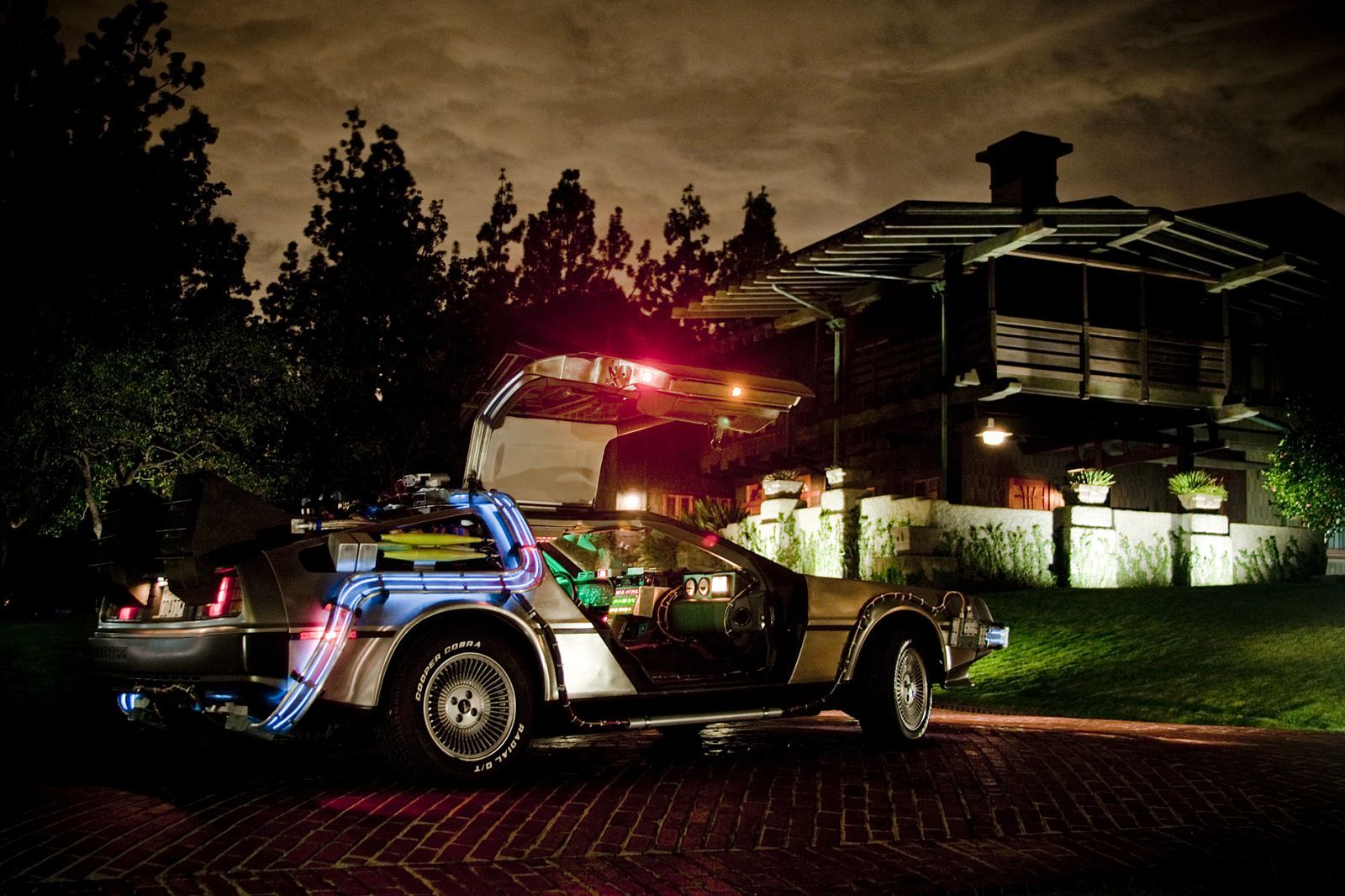 Back to the Future Wallpapers   Top Back to the Future 1600x1066