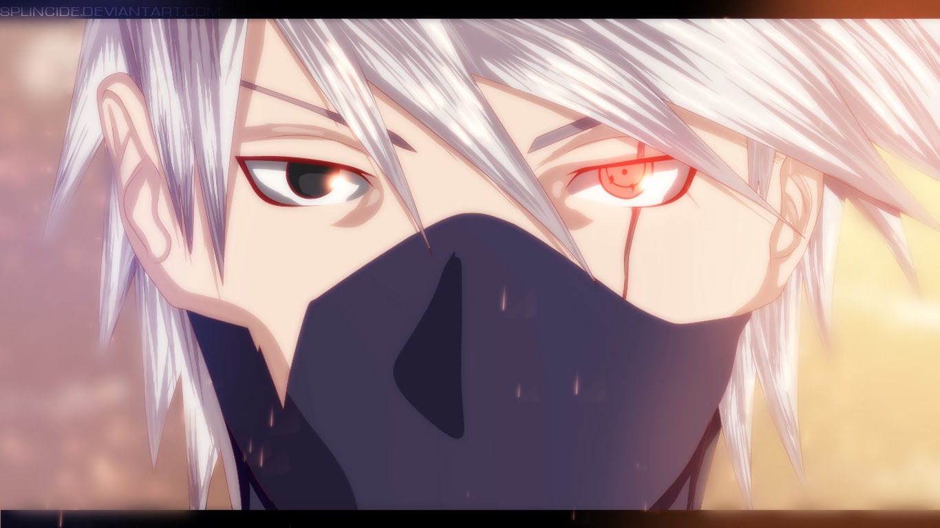 kakashi sharingan picture anime hd wallpaper 1366x768 0d 1366x768