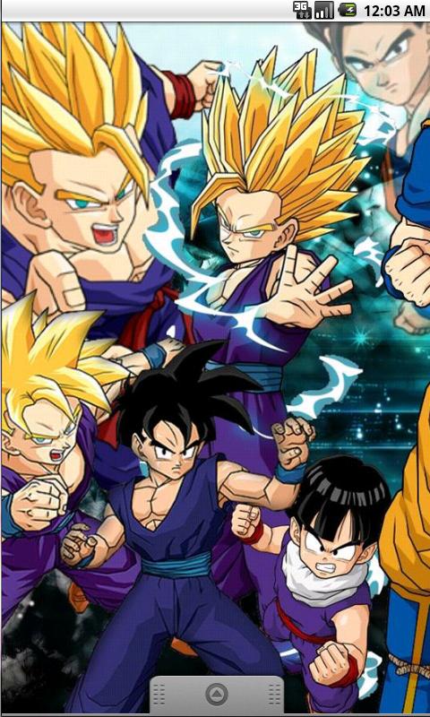 47+ Dragon Ball Z Live Wallpapers on WallpaperSafari