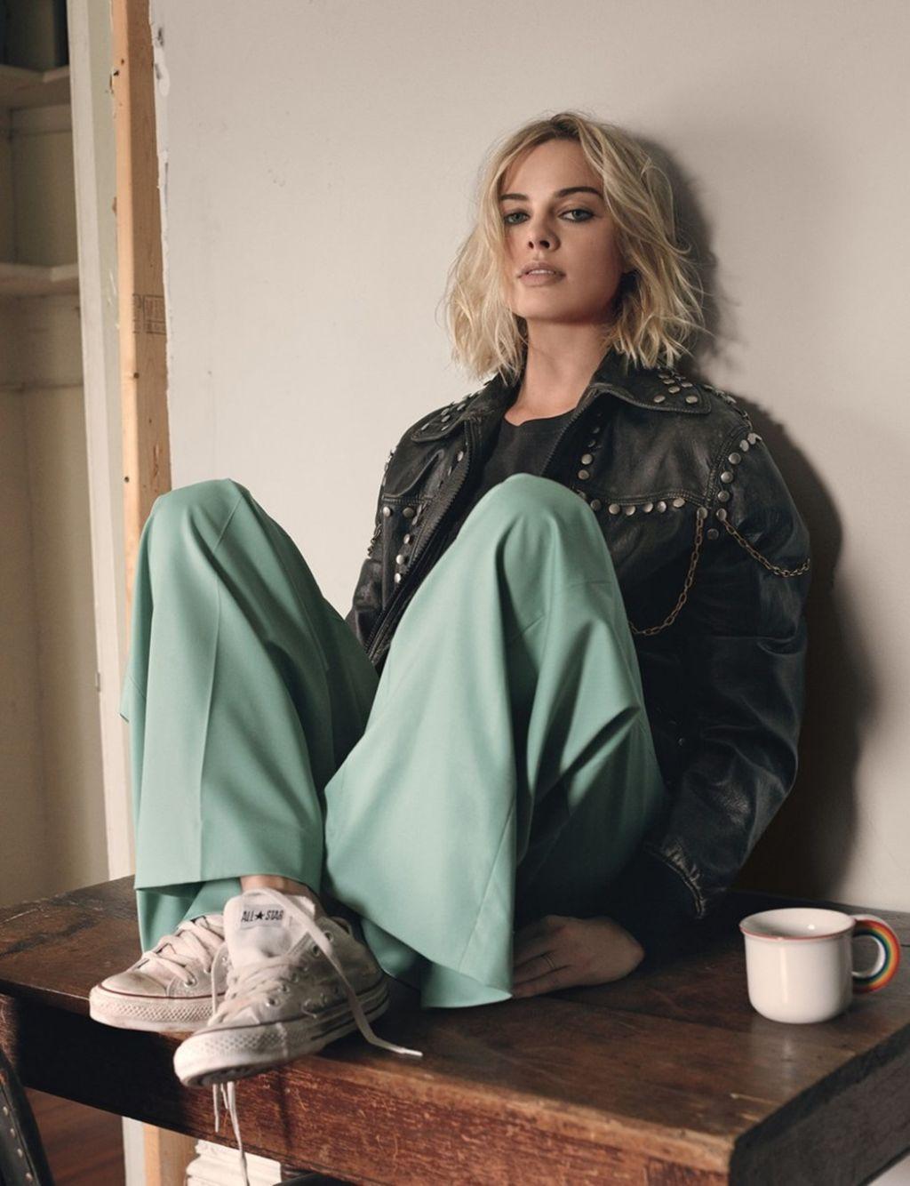 Margot Robbie images Margot Robbie W Magazine November 2017 HD 1024x1334