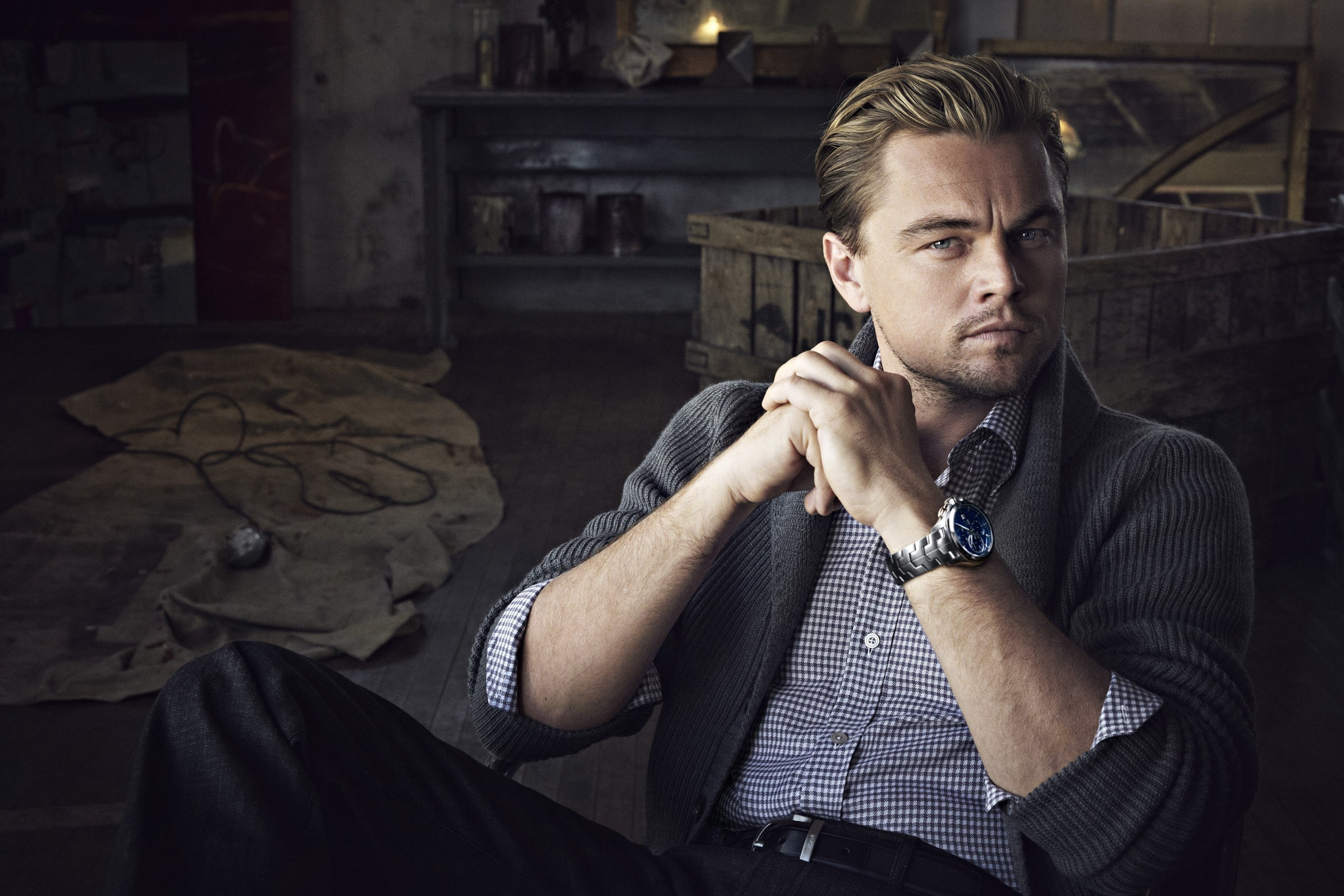 Leonardo Dicaprio Wallpapers Pictures Images 2756x1837