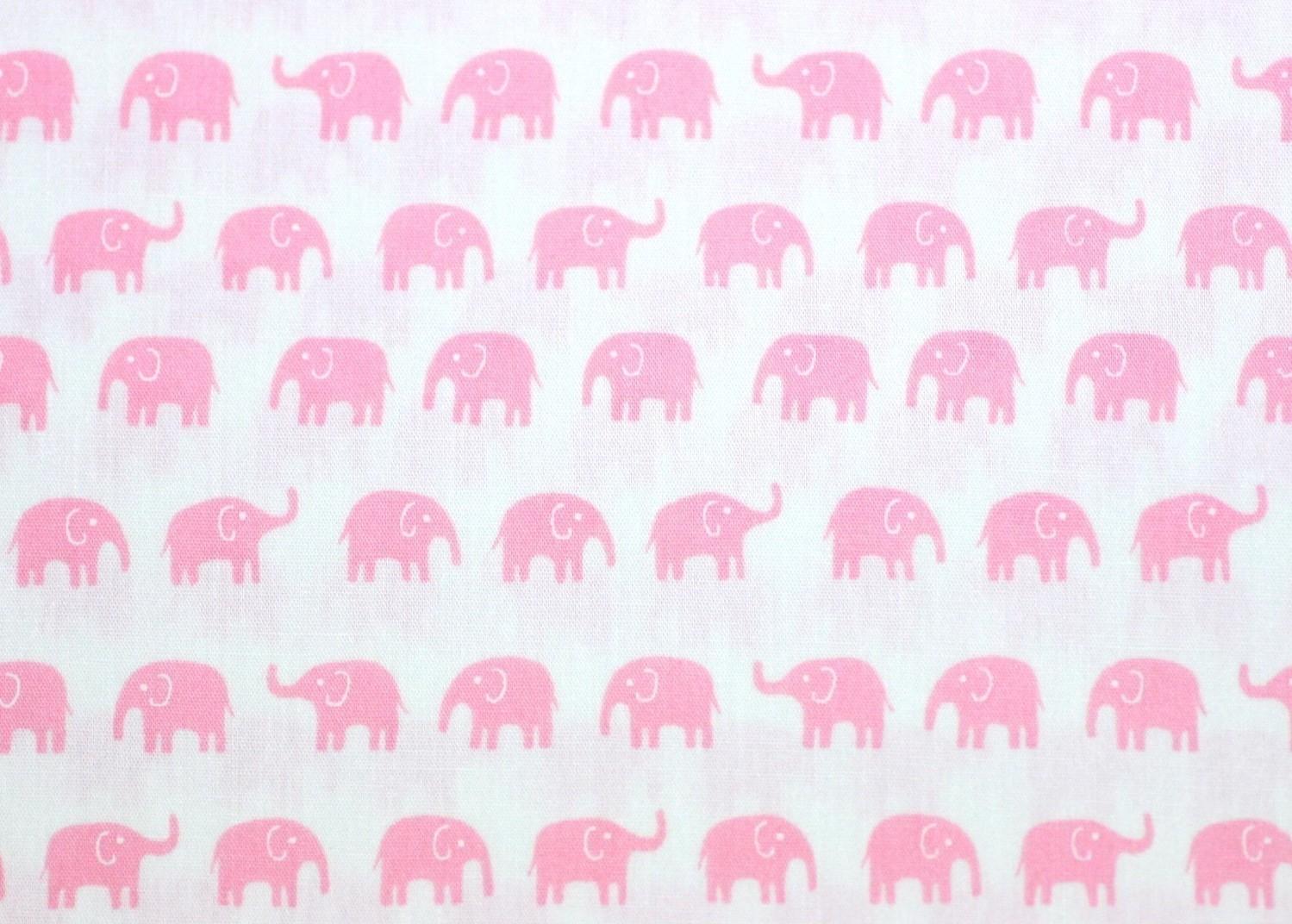 Pink Elephant Wallpaper Wallpapersafari