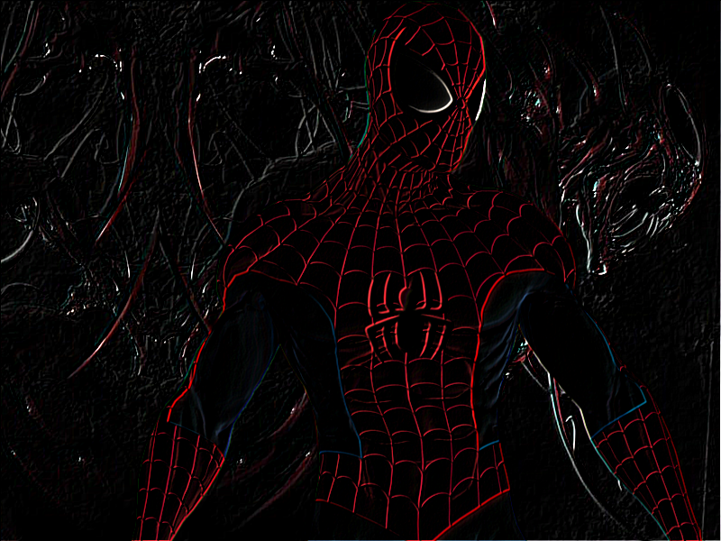 On the 12th day of ChristmasSpider man Venom and Carnage Wallpaper 800x600
