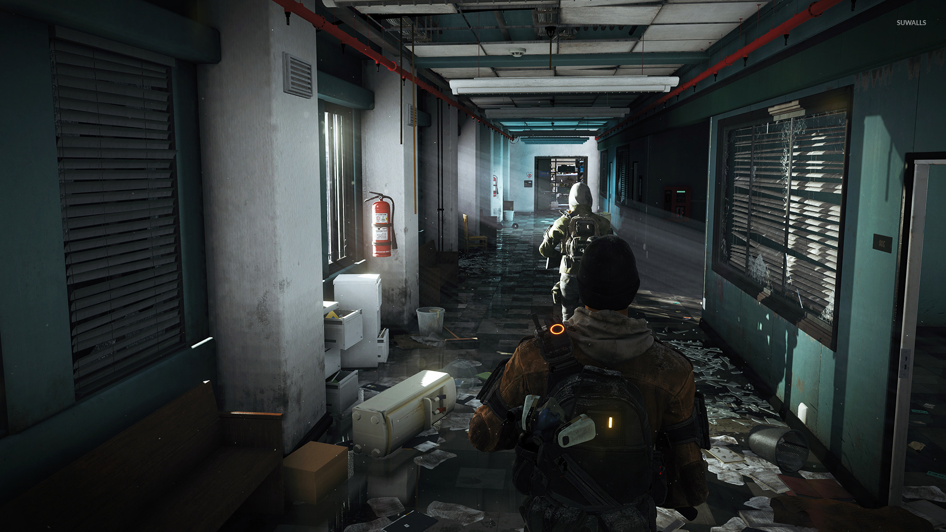Tom Clancys The Division wallpaper   885650 1920x1080