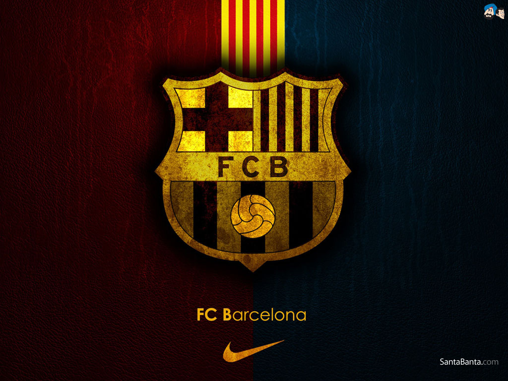 FC Barcelona Wallpaper 1 1024x768