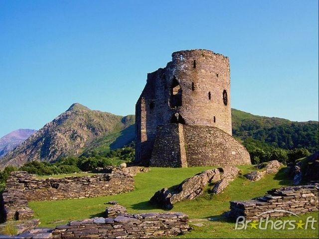 Ruined Castles Screensaver Ruined Castles Screensaver 640x480