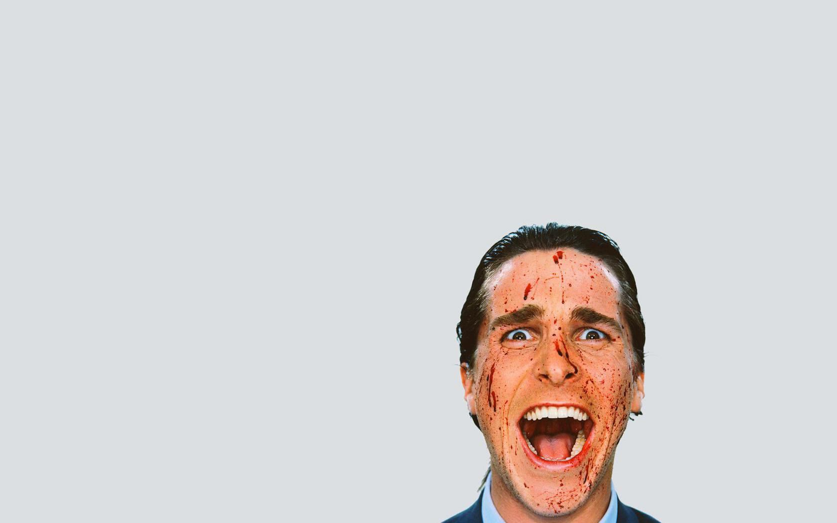 American Psycho Computer Wallpapers Desktop Backgrounds 1680x1050 1680x1050
