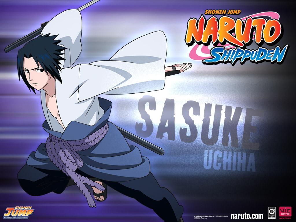 sasuke   Naruto Shippuuden Wallpaper 34354723 1024x768
