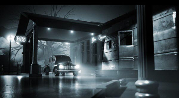 Film Noir Desktop Wallpaper Film noir look 600x330