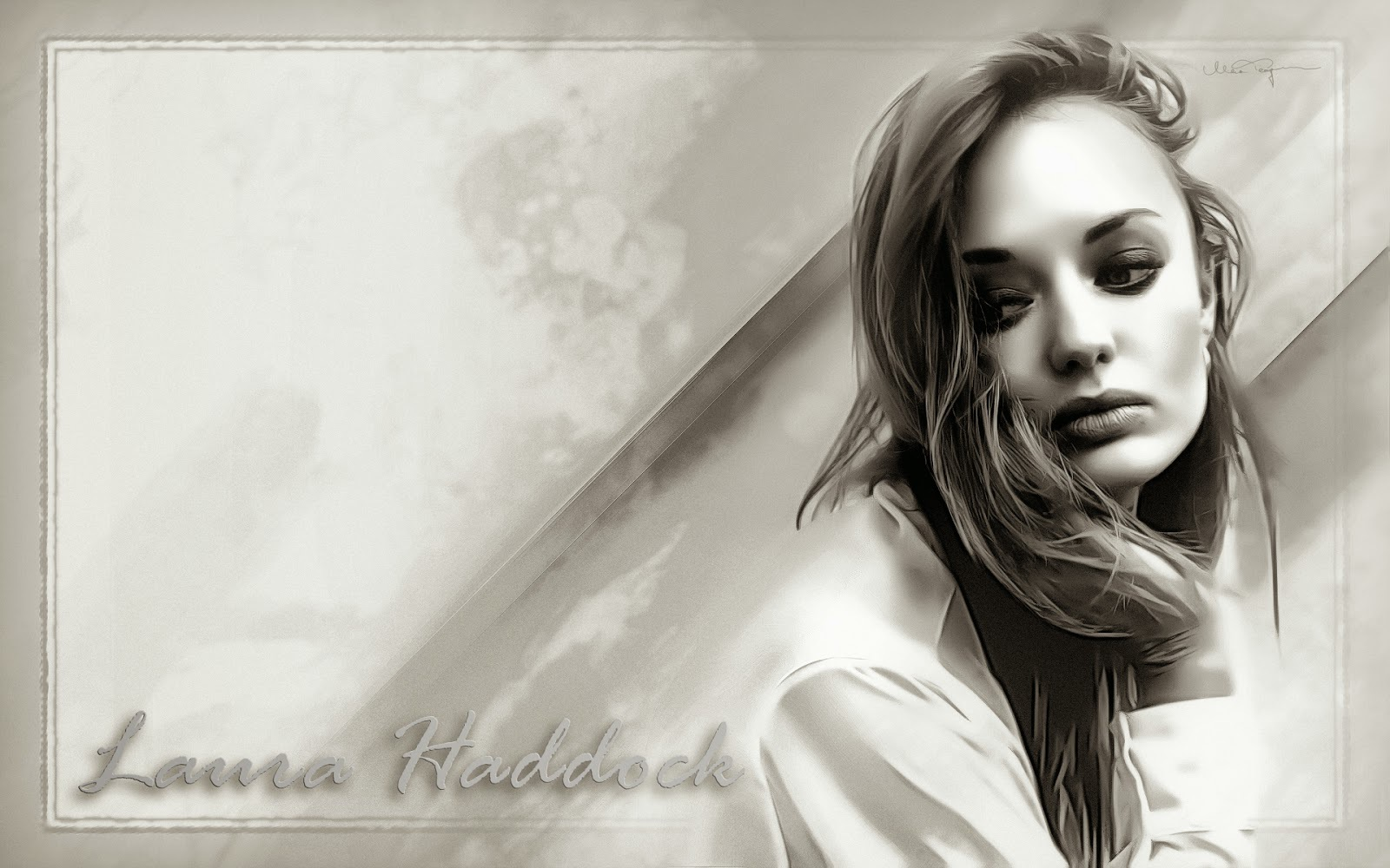 Laura Haddock Wallpapers Images Photos Pictures Backgrounds 1600x1000