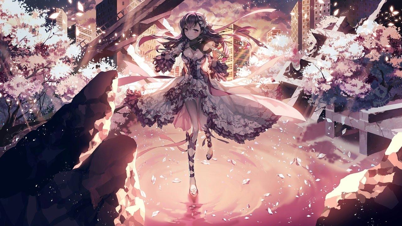 Nightcore   Sakura Japanese Music 1280x720