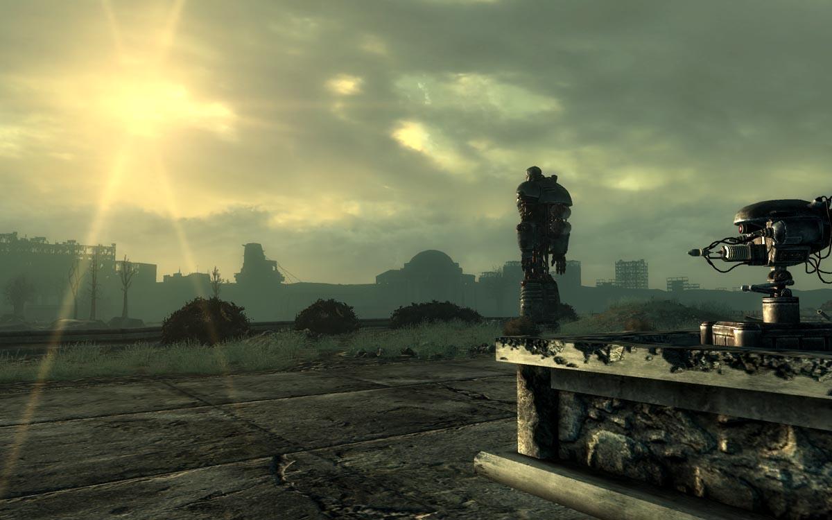 Fallout 3 Liberty Prime Wallpaper Brotherhood Of Steel 1200x750