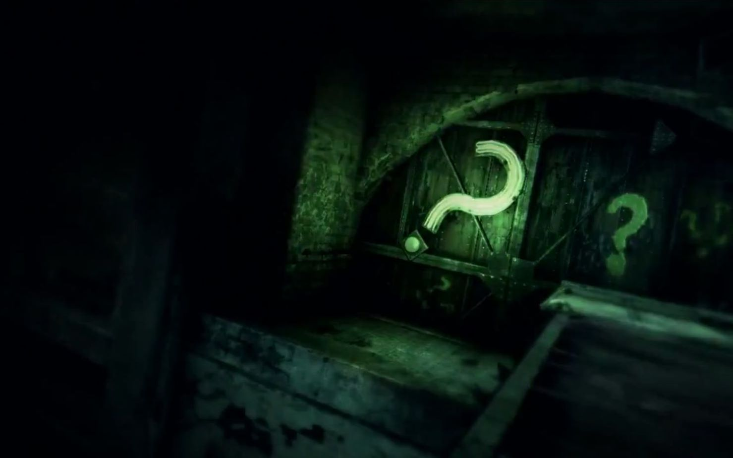 The Riddler Question Mark Wallpaper The game definitely looks to 1479x924