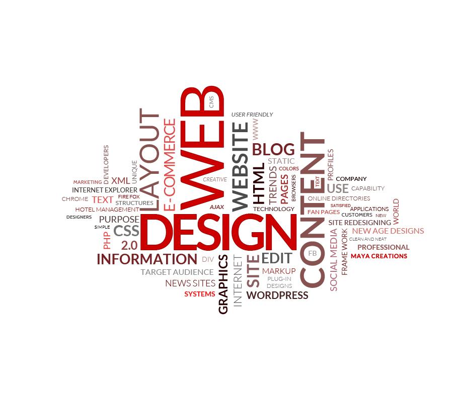 Web Design Wallpaper 912x810