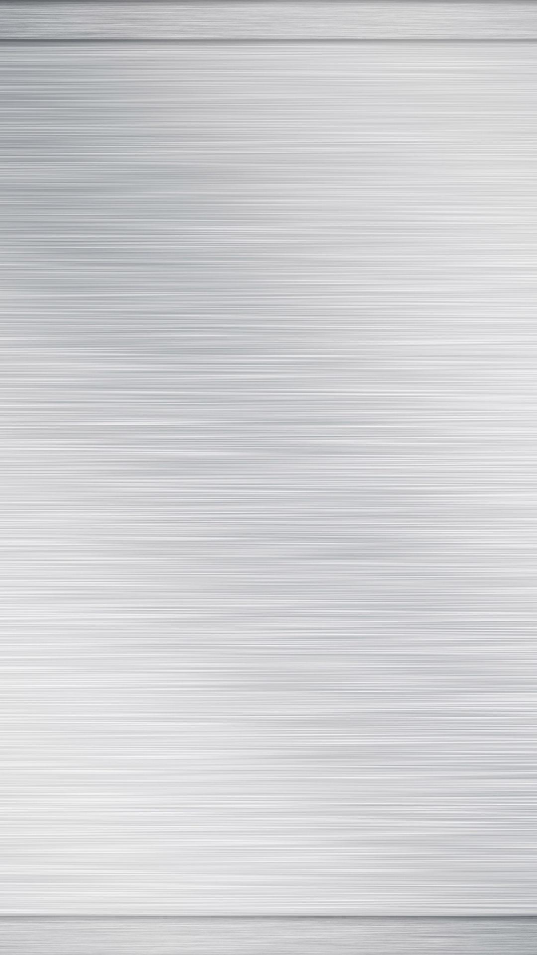 Brushed Aluminium Horizontal Texture Cool Android Wallpaper 1080x1920