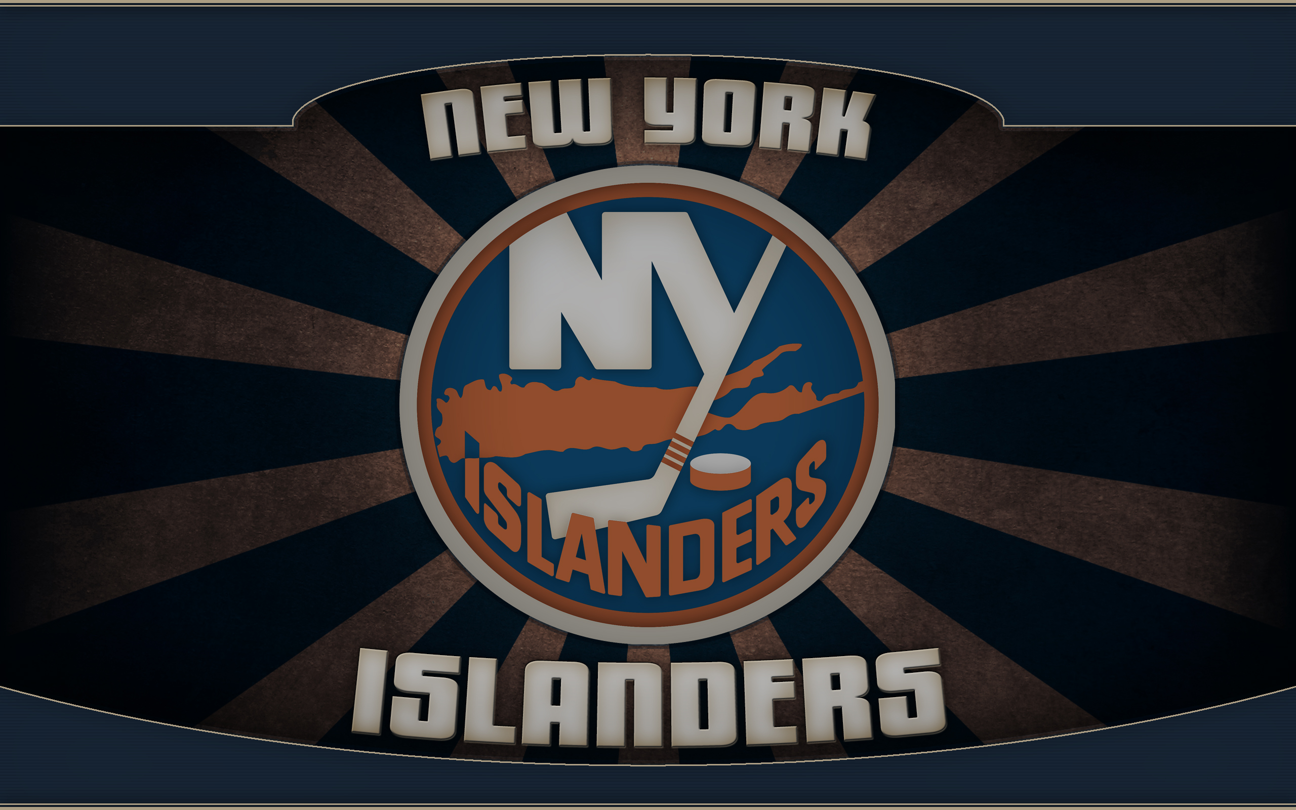 New York Islanders by bbboz 2560x1600
