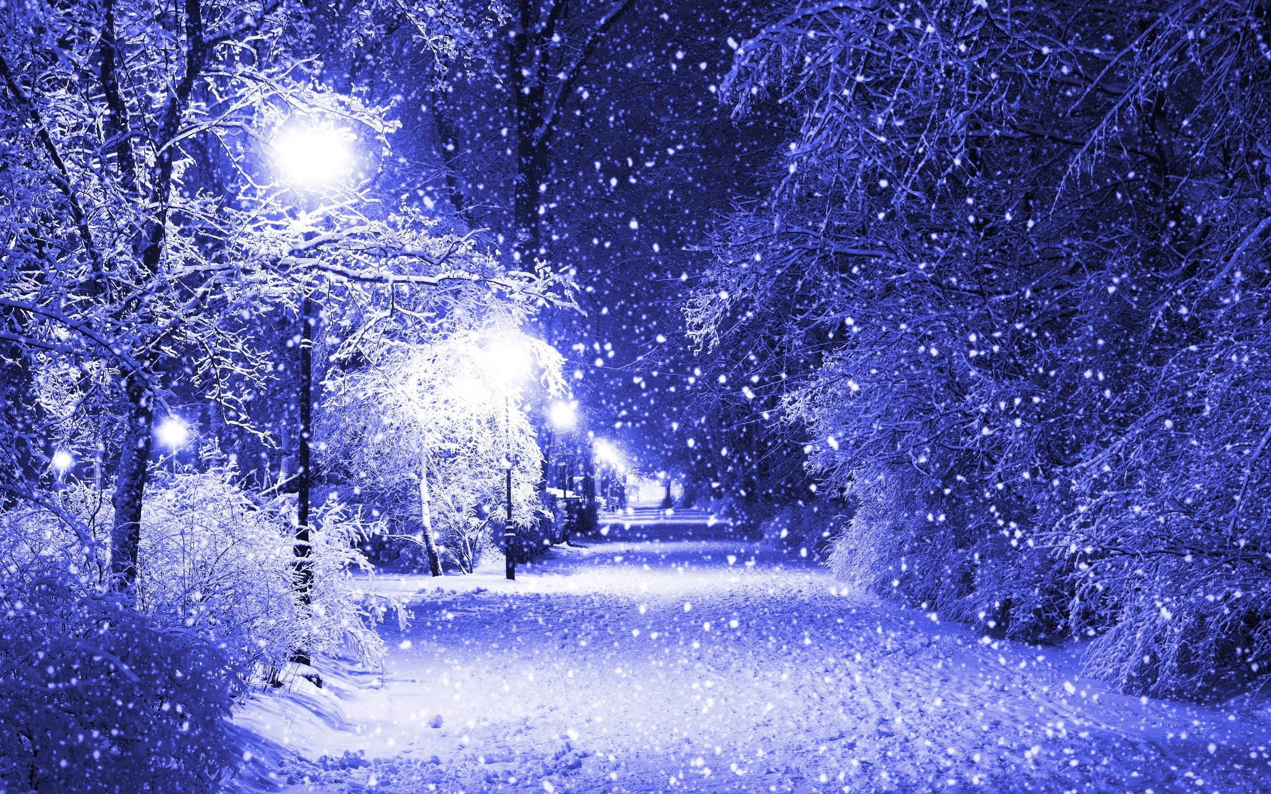 Animated Snow Falling Wallpaper - WallpaperSafari