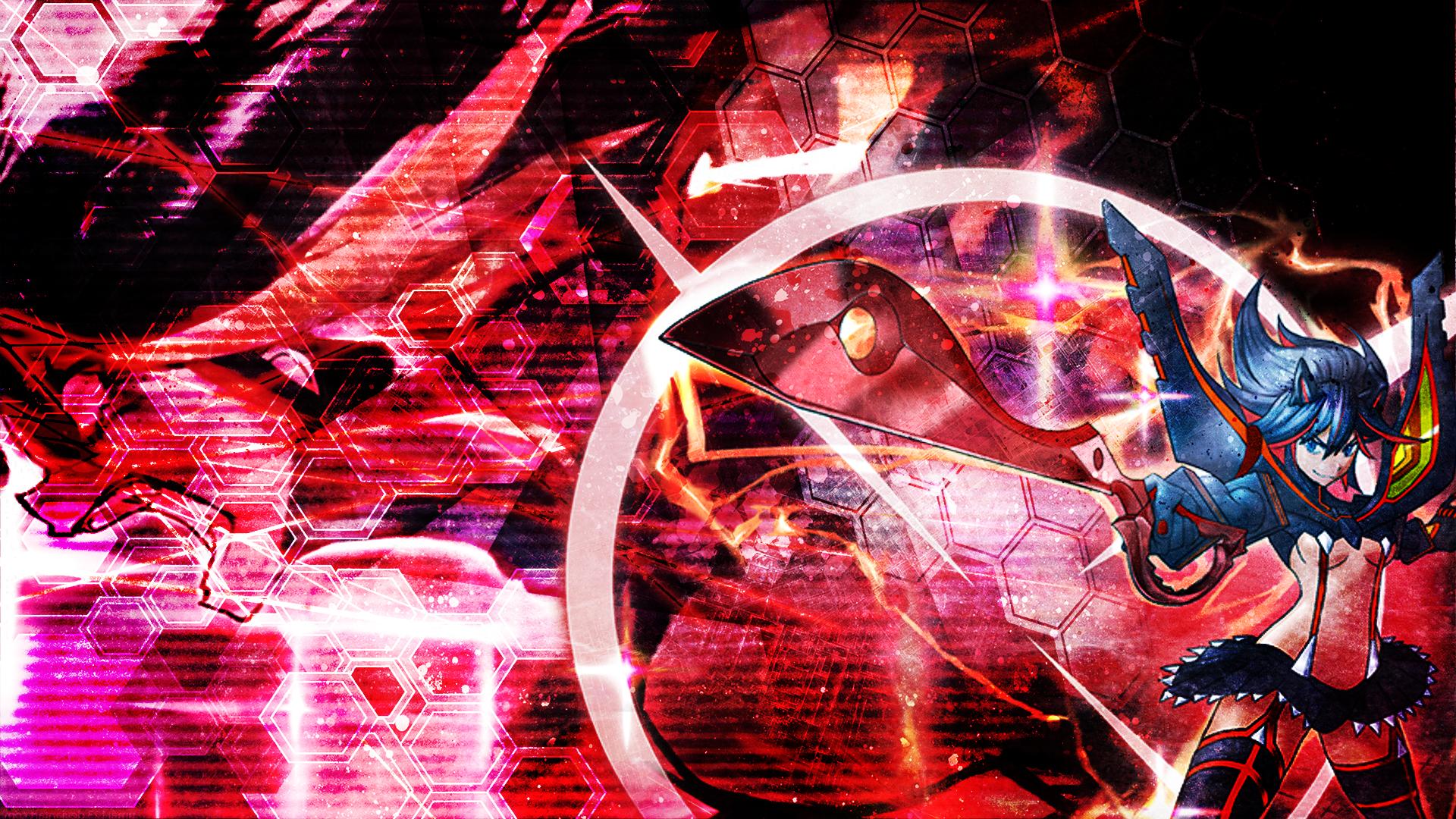 ] Kill La Kill Desktop wallpaper Ryuko Variant KillLaKill 1920x1080